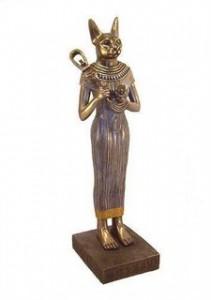 кошка богиня егпет