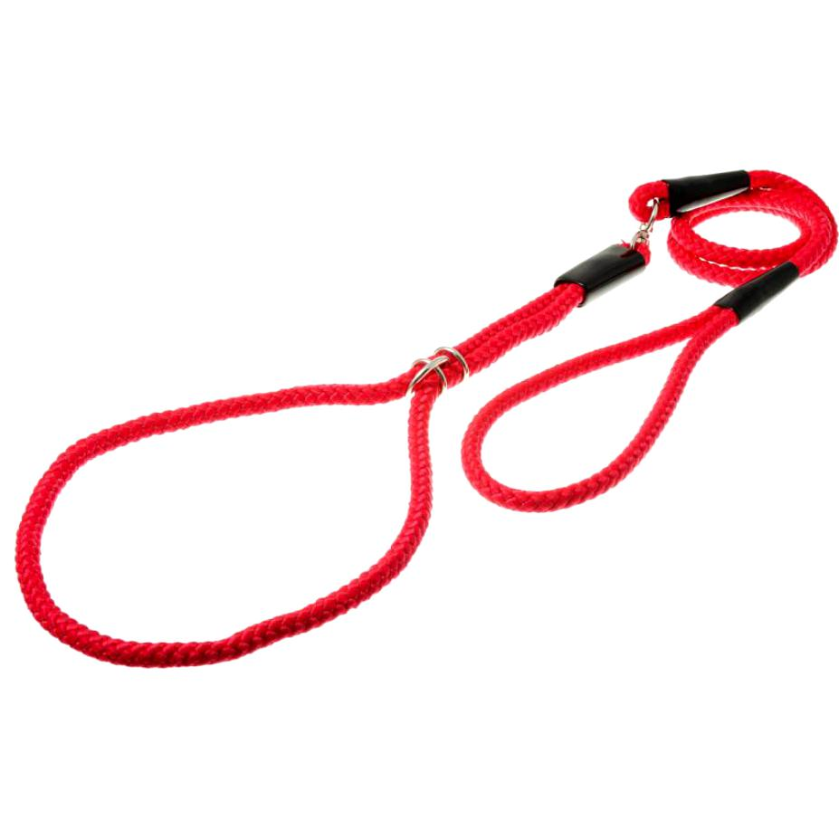 ошейник-ринговка для собак красный