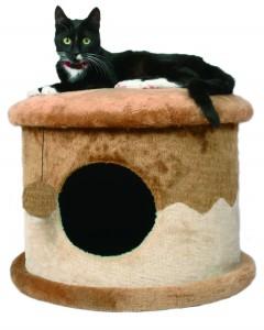 пуф-домик для кошек