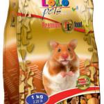 Корм Lolo Pets Premium Food для хомяков
