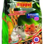 Корм Vitapol Premium Line для хомяков